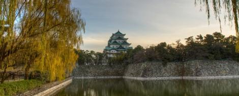 Château de Nagoya.