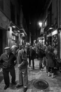 Logroño, métropole de la Rioja.