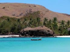 Lombok, Indonésie.