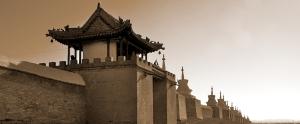 Monastère d'Erdene Zuu, Mongolie.