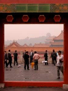 La Cité interdite, Pékin.