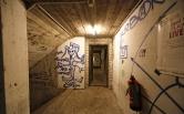 Bunker réaménagé en studios de musique, Hambourg, Allemagne.