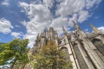 Cathédrale Notre-Dame de Rouen, Normandie, France.