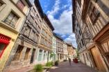 Rouen, Normandie, France.
