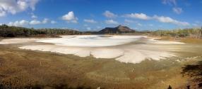 Lac salé, Parc national Washington-Slagbaai, Bonaire.