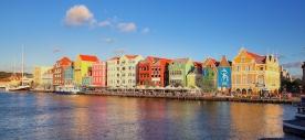 Willemstad, Curaçao.