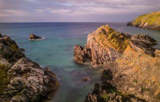 Côte nord-ouest de l'Écosse.